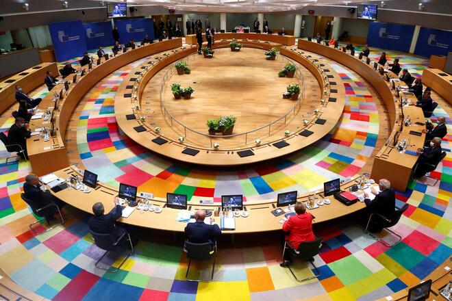 'The stakes couldn't be higher': EU recovery plan summit under way