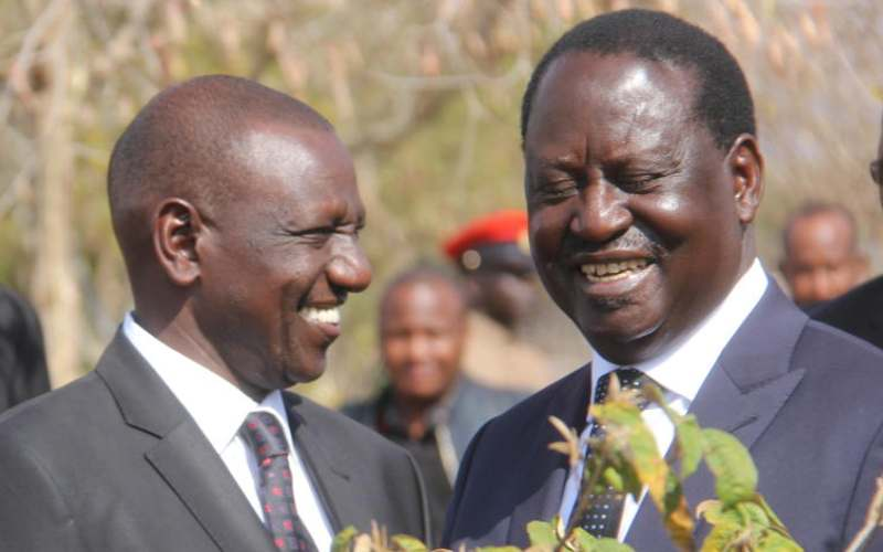 The tough battle ahead for Ruto and Raila as 2022 contest beckons