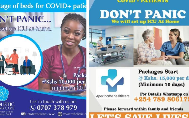 Three nursing homes fined Sh1.5 million over misleading adverts