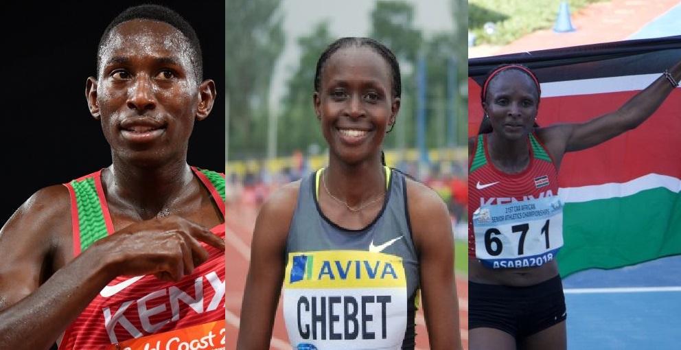 Day 3 of African Athletics Championships: Conseslus Kipruto, Winnie Chebet strike gold in Asaba