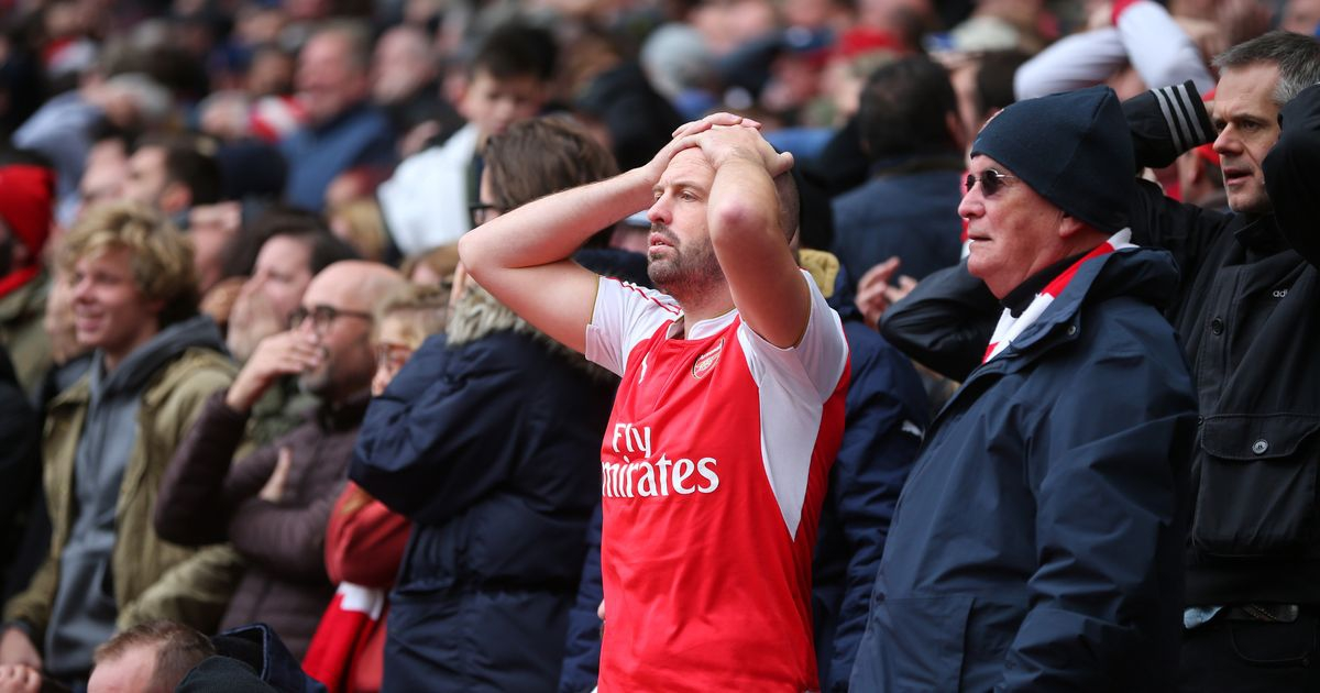 Arsenal star out for rest of the season