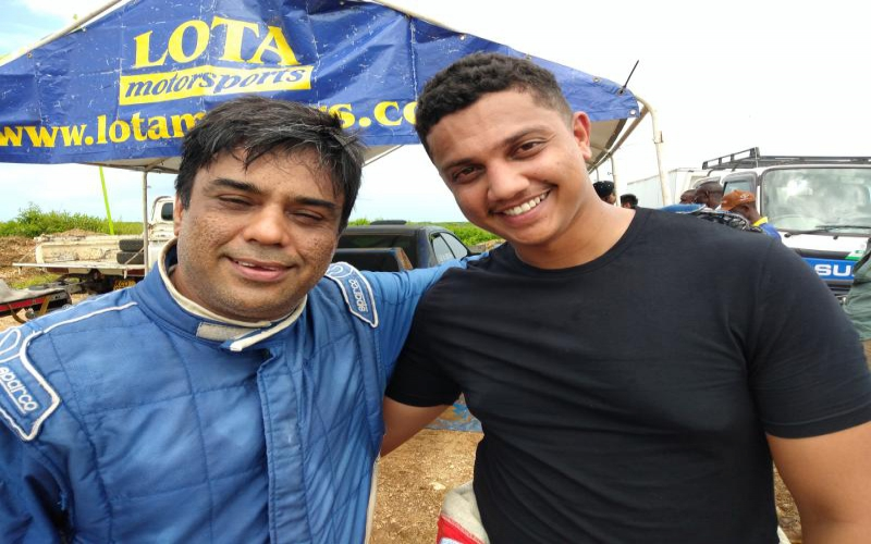 Autocross: Omar, Patel bask in glory of good show