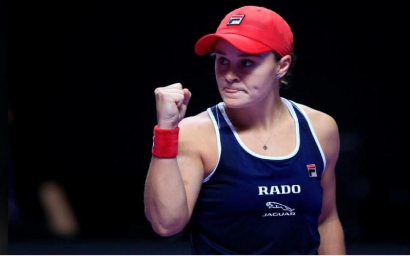 Barty sets up Adelaide final against teenager Yastremska