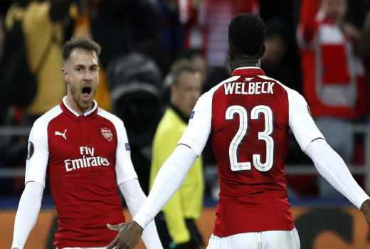 CSKA Moscow 2-2 Arsenal: Gunners survive scare as they reach the semi-finals - 5 talking points