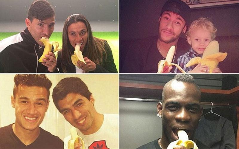 Five football players who stood up to racial abuse