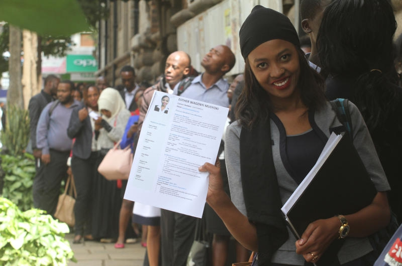 Grim picture of Kenya's employment situation