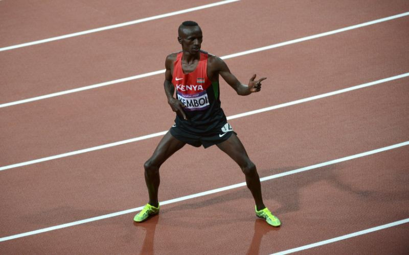It's new jig for Kemboi as he makes debut in marathon