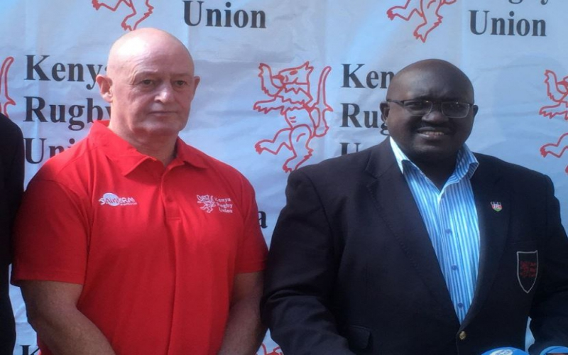 Kenya appoints new rugby boss