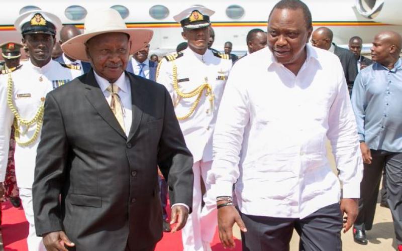 Naivasha leaders back Uhuru's land offer to Museveni