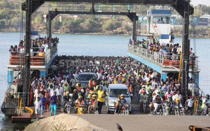 Uhuru gifts Mombasa people with new multi-billion bridge