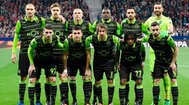 Seven Sporting Lisbon players terminate contracts to spark mad transfer scramble across Europe