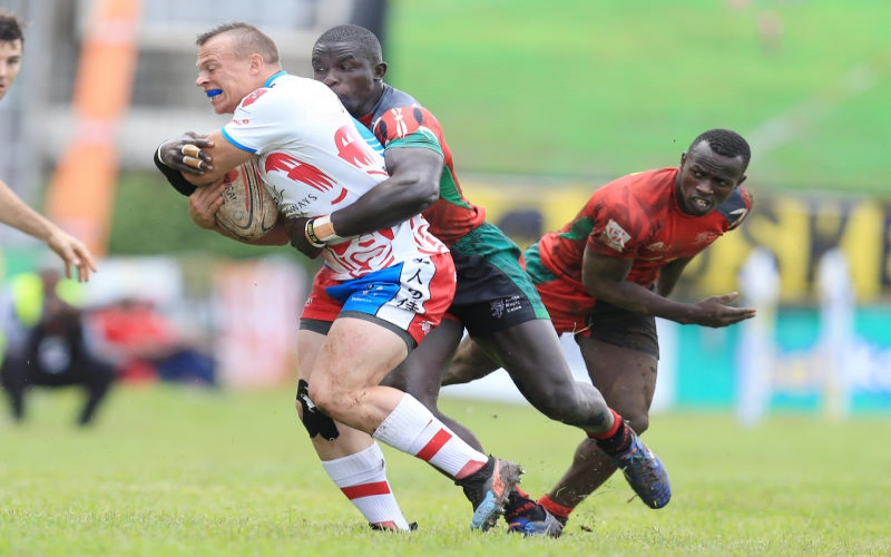 Shujaa off to flying start in Cape Town