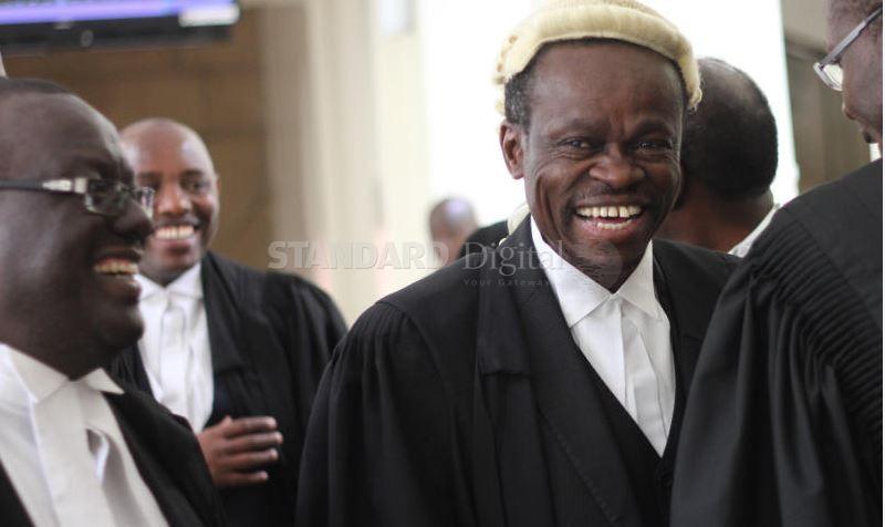 The impersonation of PLO Lumumba