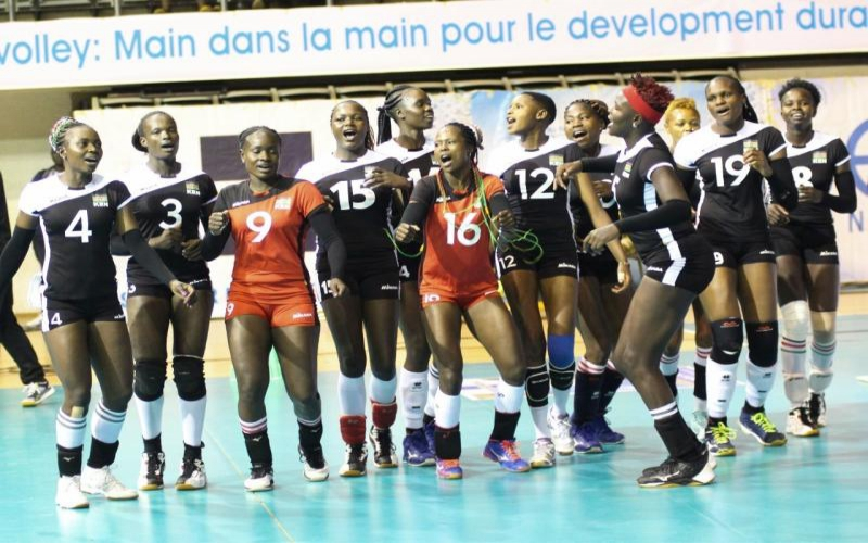 Uhuru lauds Malkia Strikers for good show