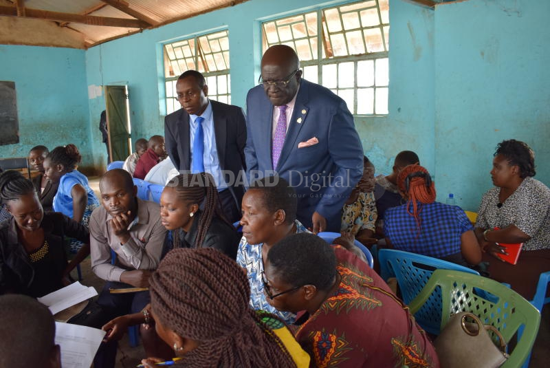 We'll back CBC when you raise our salary, Kuppet tells State
