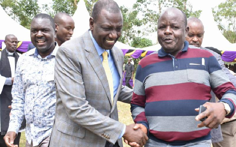 Western MPs now want CS Rotich slot given to their region
