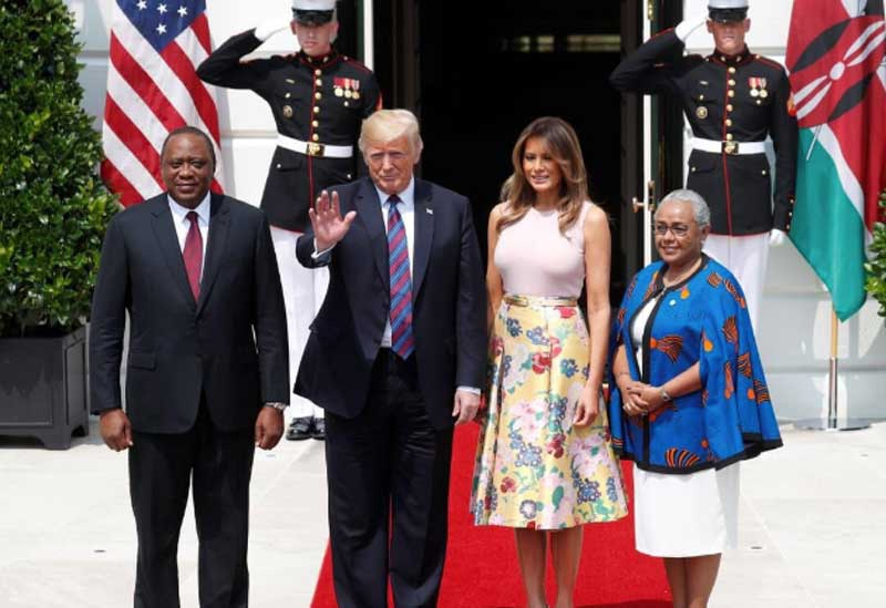 What America under Trump can learn from Kenya's past