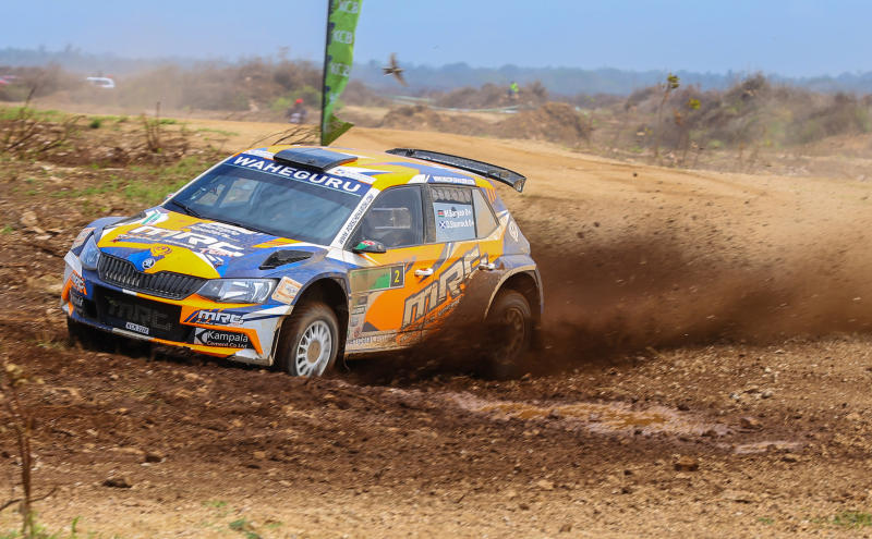 Today's key moments time and event: Equator rally 2021 ceremonial start programme