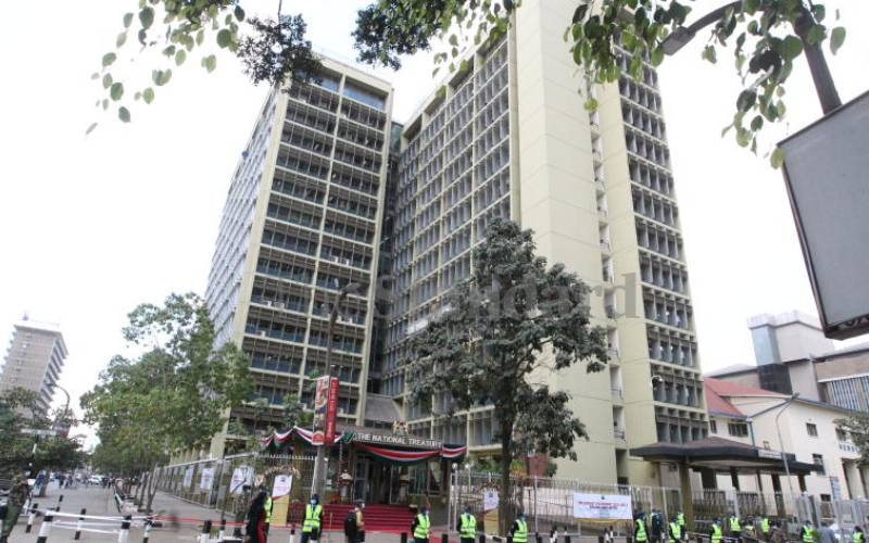 Treasury on the spot over parastatals defaulting on government lent loans