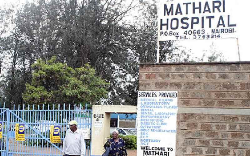 Tribulations of mentally ill prisoners at Mathari Unit