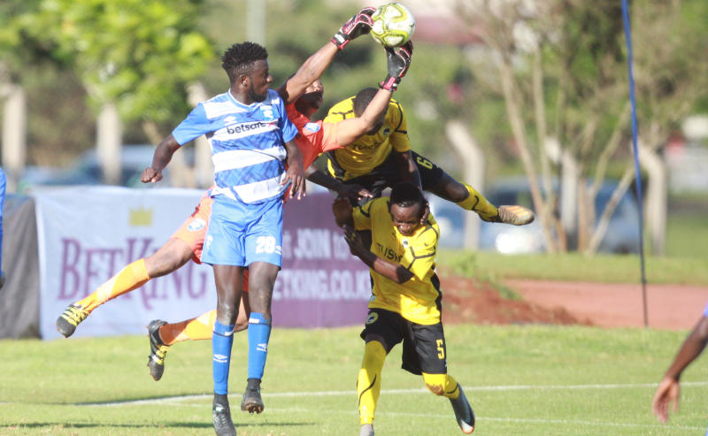 Tusker host AFC Leopards in top of table affair