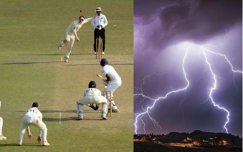 Two teenage cricketers dead in Bangladesh lightning strike