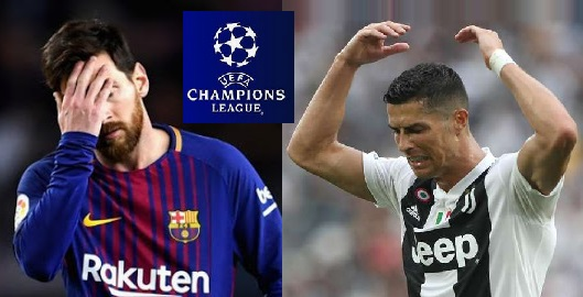 UEFA Champions League matches postponed