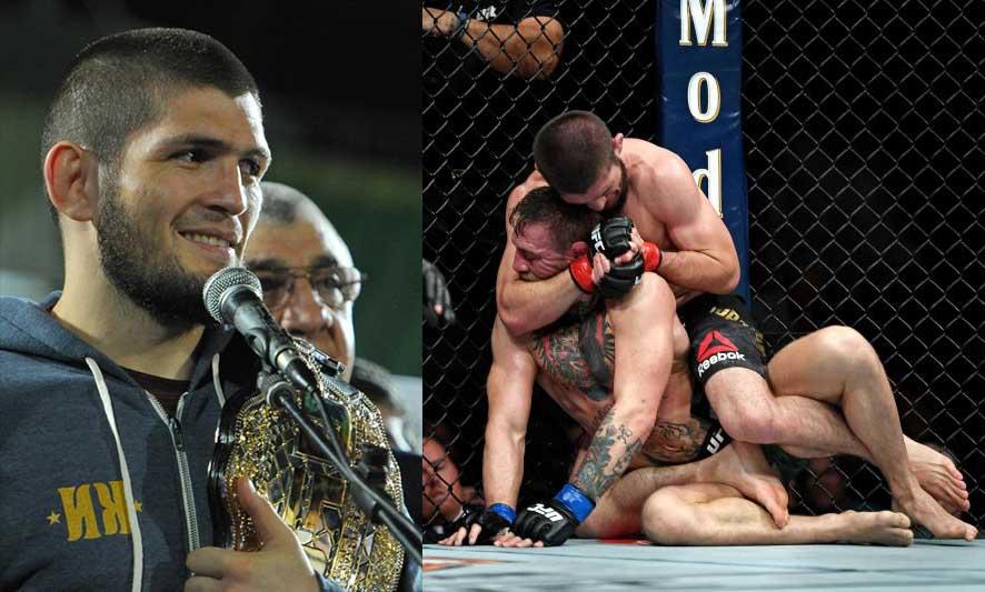 UFC star Nurmagomedov wins World Sport Star of the Year award