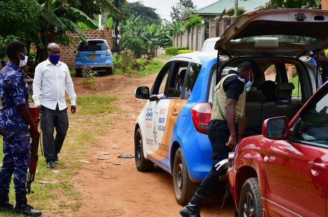 Uganda: Military raids Bobi Wine's home