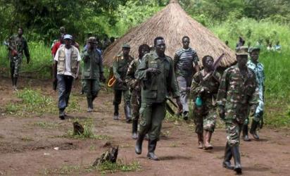 Uganda says senior Lord's Resistance Army leader surrenders in CAR