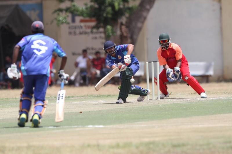 Uganda Tri Nations Cricket Series: Rains gift Nigeria victory over Kenya