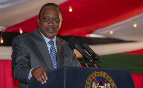 Civil servant charged over 'Uhuru Kenyatta slur'