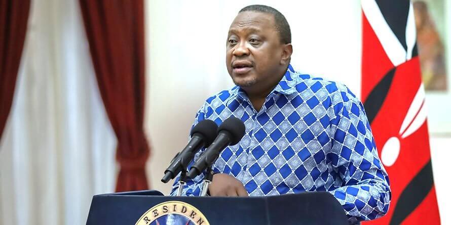 President Uhuru declares four vacancies at IEBC