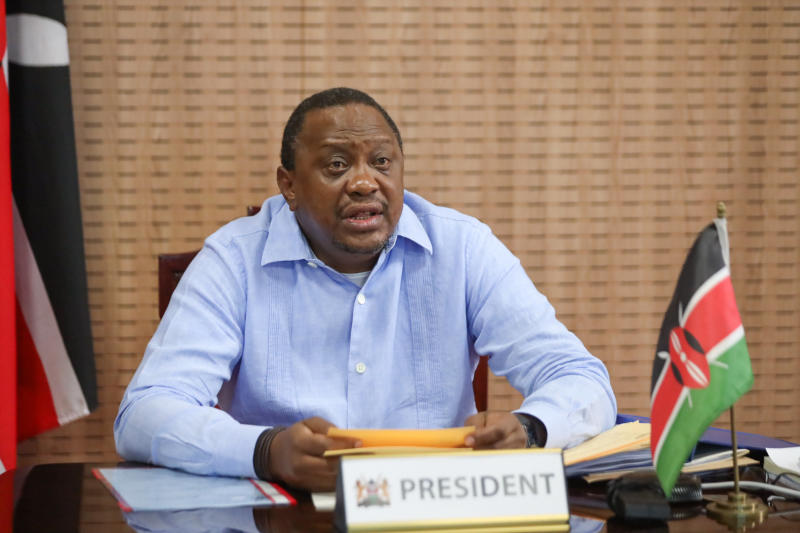 Uhuru's mega merger of rich State firms