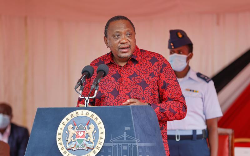 Uhuru wa Mashati: Why President's tailors prefer to remain nameless