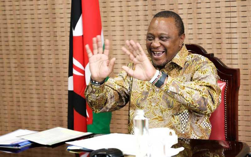Uhuru 'would not like' to dissolve Parliament