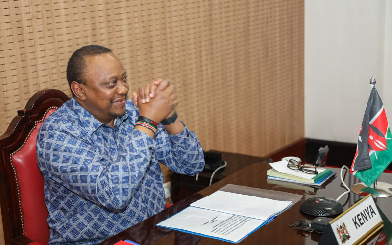 Uhuru's dilemma: Open the country, risk more deaths
