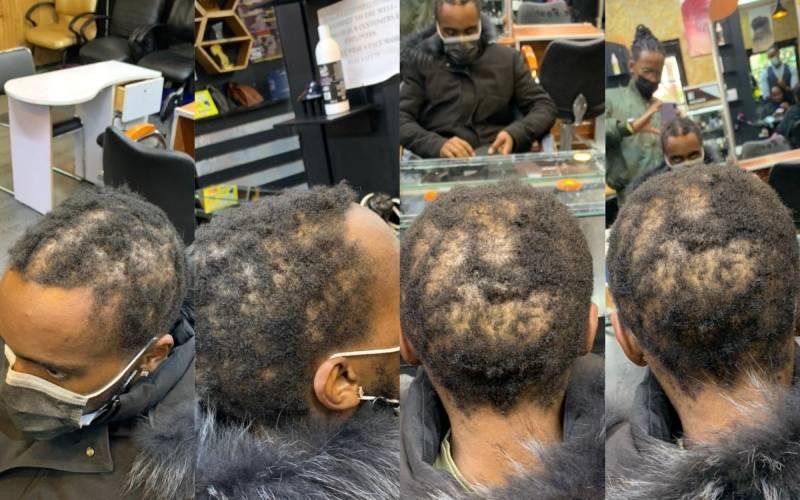 VIDEO: DJ whose dreadlocks were shaved in public over debt speaks