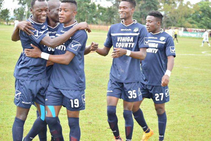 Vihiga United ready for play off tie despite uncertainty