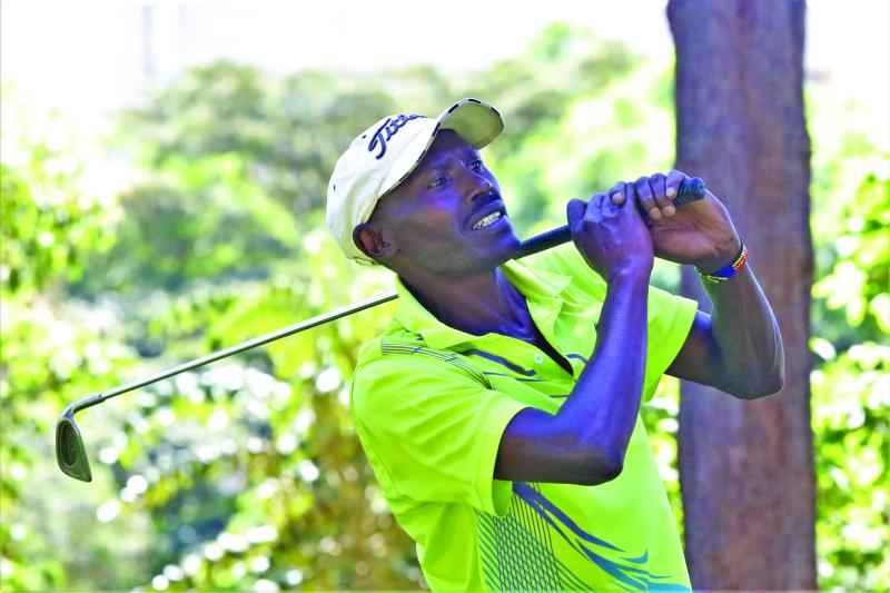 Caddies Face Bleak Future As Covid 19 Edges Them Out Of Jobs The Standard