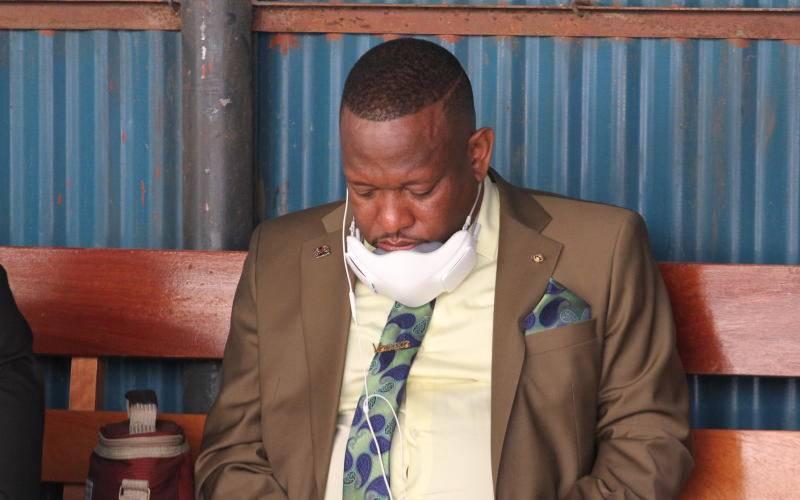 'Broke' Sonko turns to Raila Odinga to save job