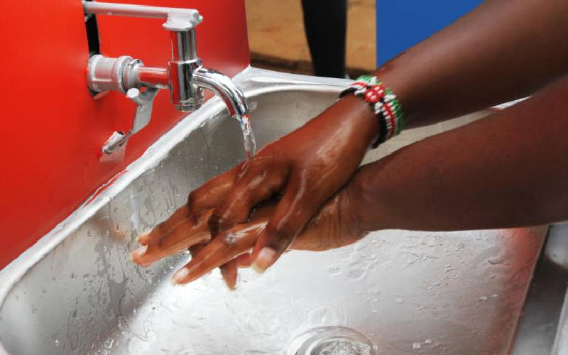 WaterAid warns of slow progress in access to handwashing for all