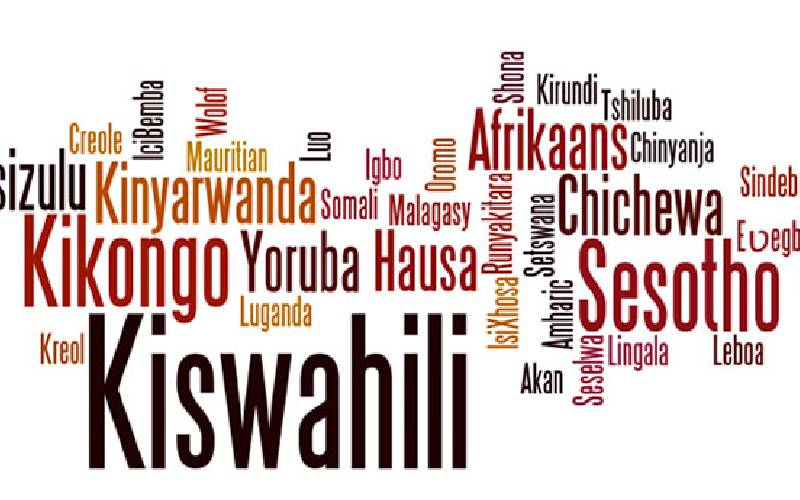 We need alphabets that represents African languages wholly