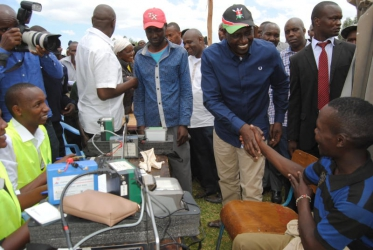 We need your numbers to retain power, Ruto tells Kericho voters