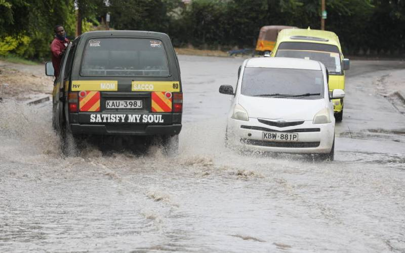 Weatherman warns of more rains, floods in coming days: The Standard