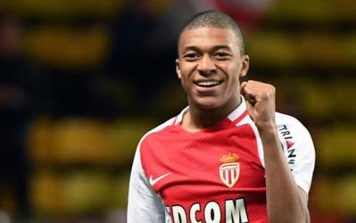 Wenger interested in signing Man Utd target- Monaco starlet Kylian Mbappe