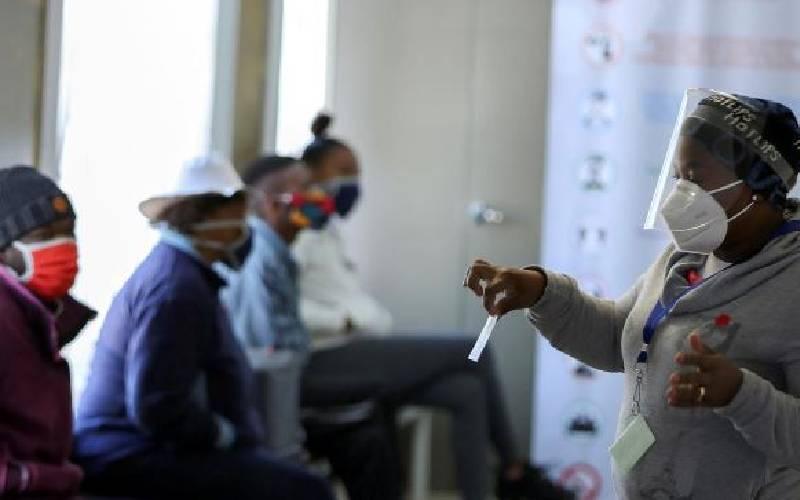WHO warns of increasing coronavirus deaths in Africa