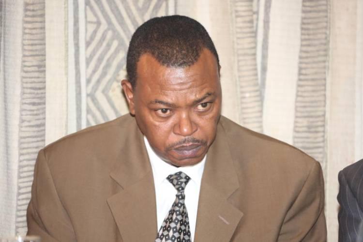 Why does trouble always follow Kingori Mwangi?