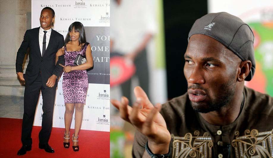 Didier Drogba and wife separate after 20 years
