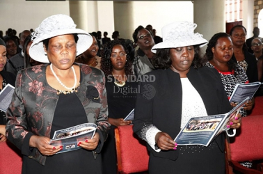Why over 800 squatters want to stop Mark Too burial